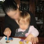 BabyHandzeichen für Mama und Papa