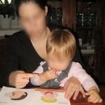 BabyHandzeichen für essen